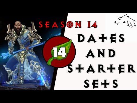 Diablo 3 Season 14 Start Dates And Haedrig S Gift Starter