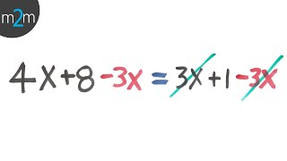 * Ecuaciones de primer grado (transposición)