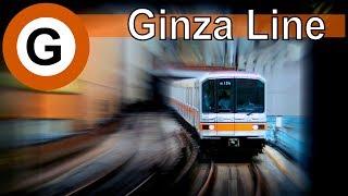 Tokyo Metro Ginza Line 東京地下鉄銀座線 「HD 2013」