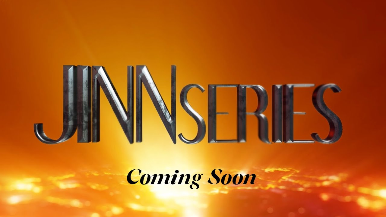 JINN SERIES TRAILER - Coming Soon