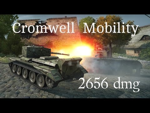 Cromwell mobility