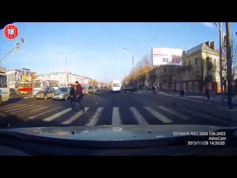 Very Bad Pedestrians Accidents