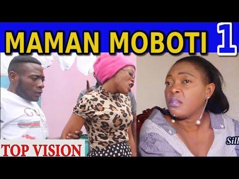 MAMAN MOBOTI Ep 1 Theatre Congolais Daddy,Alain,Makambo,Sylla,Ebakata,Papa Koba