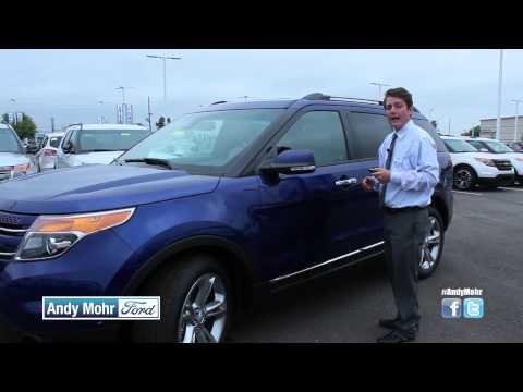 2015 Ford Explorer Key Fob | Remote Start | Push Button Start