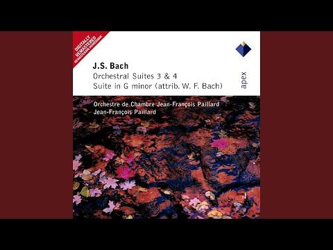 Bach, JS / Bach, WF : Suite in G minor BWV1070 : V Capriccio mp3