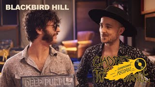 CHOPE TON VINYLE #2 -Blackbird Hill au Supersonic Records