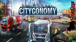 Let's Try Cityconomy Service for your City Game gameplay & Glitch ScottDogGaming