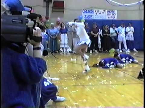 Middletown High School Pep Rally 1991