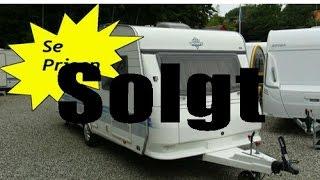 Hobby De Luxe Easy 540 UL - 2002 - Campingvogn