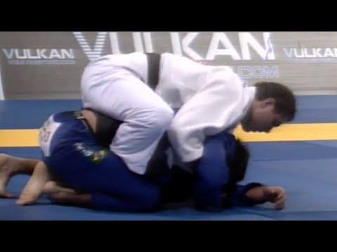 Roger Gracie VS Ricardo Abreu Pinto / World Championship 2010