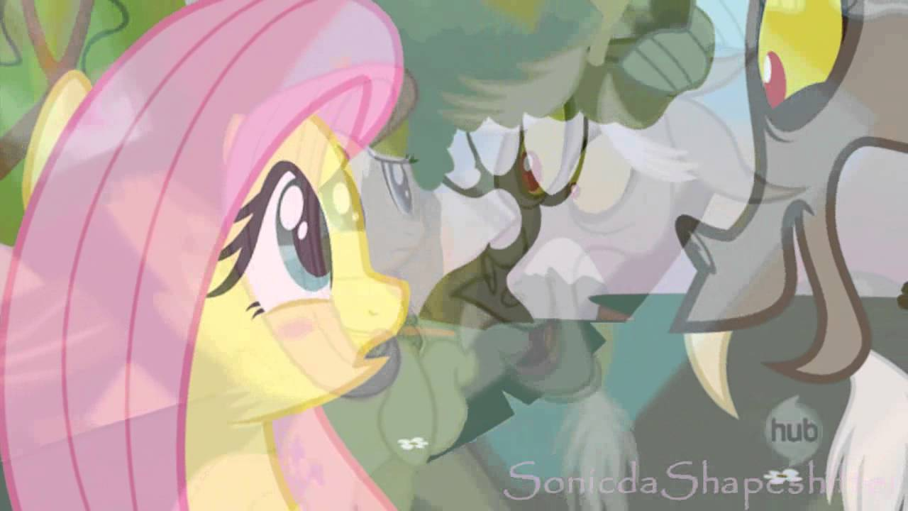 Discord X Fluttershy: Because You Live