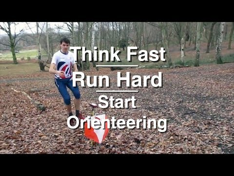 Start Orienteering || A Newcomer's Guide || Presented By Graham Gristwood