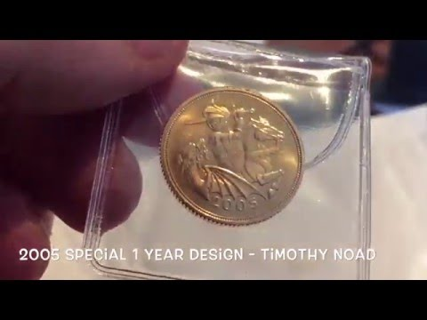 The Arrival of the four gold sovereigns  - a bullion unboxing