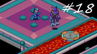 Let's Play Mega Man Battle Network 4 Red Sun #18 - Dark Choice