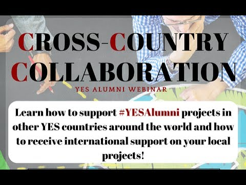 Cross Country Collaboration Webinar