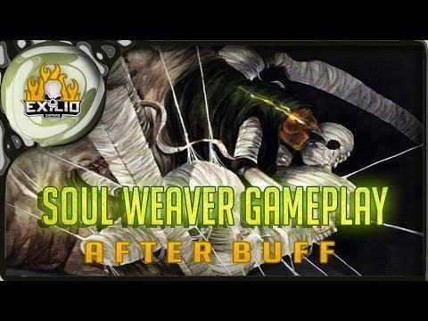 《Identity V》Soul Weaver l Gameplay After Buff