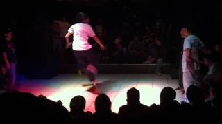 raise up vol.28 -HOUSE battle- HIRO & PINO VS TATSUO & SHUHO(1/2)