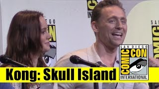 Kong: Skull Island | 2016 Full Panel (Tom Hiddleston, Brie Larson)