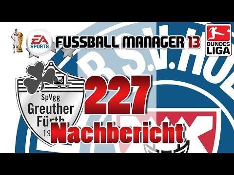 Fussball manager lets play 227 nachbericht  8 spieltag fm 2014 karriere