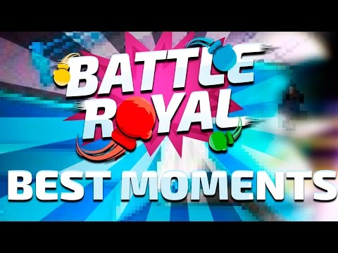 Pokemon Sun and Moon BATTLE ROYAL BEST MOMENTS (Highlights)