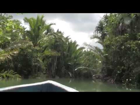 Salawai river cruise Seram Island Maluku Indonesia