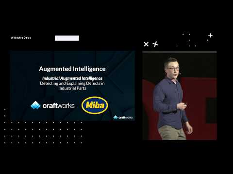 Augmented Intelligence - A Marriage between Machine and Human | Simon Stiebellehner
