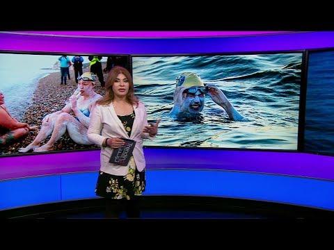 سبحت 54 ساعة متواصلة...معجزة سباحة أمريكية تعبر القنال الانجليزي أربع مرات  - 18:55-2019 / 9 / 17