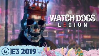 Watch Dogs Legion's Dangerous Ambition | E3 2019