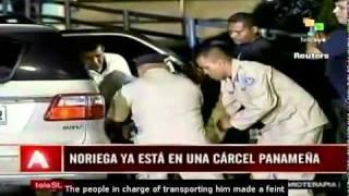 Panama: Noriega in prison