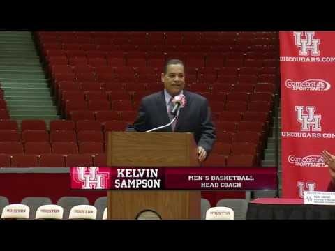 Kelvin Sampson Introductory Press Conference: Part 2