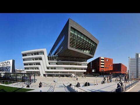 Венский Экономический Университет (WU Wien, Vienna University of Economics and Business)