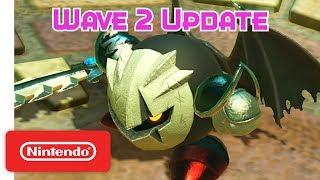Download Kirby Star Allies: Wave 2 Update - Dark Meta Knight - Nintendo Switch Mp3 and Videos