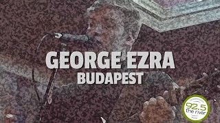 "George Ezra performs ""Budapest"" at House of Blues Boston"