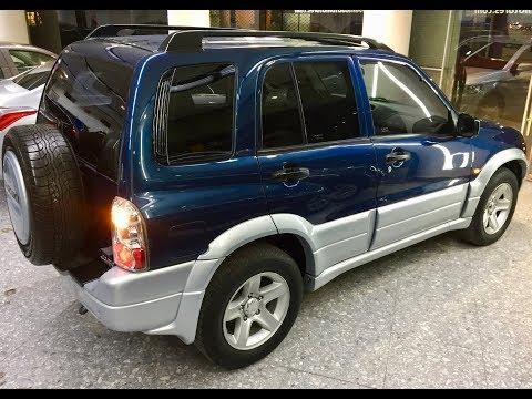 Suzuki Grand Vitara 2 0 JLX