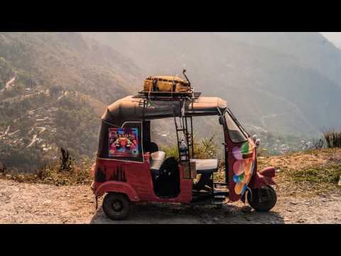 Rickshaw Run 2016 India