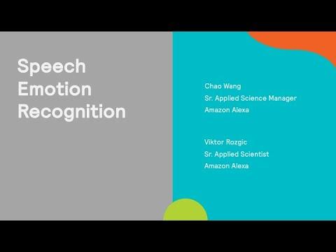(A07) Speech Emotion Detection