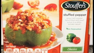 Stouffer's Stuffed Pepper Review