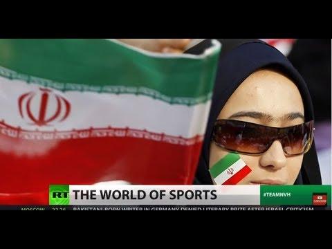 FIFA pressures Iran to lift women's stadium ban