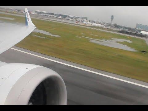 WestJet 737 MAX 8   Flight Report   YVR-YYZ