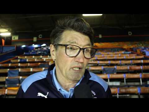 Mick Harford on the 2-2 draw with AFC Wimbledon