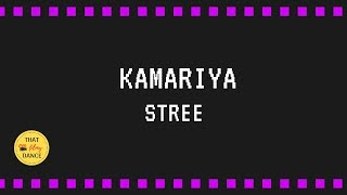KAMARIYA STREE | THAT FILMY DANCE CHOREOGRAPHY | NORA FATEHI