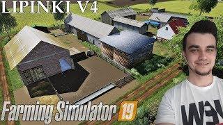 "Farming Simulator 19 ""Sprawdzanie Map"" #7 ㋡ Lipinki V4 ✔ MafiaSolecTeam"