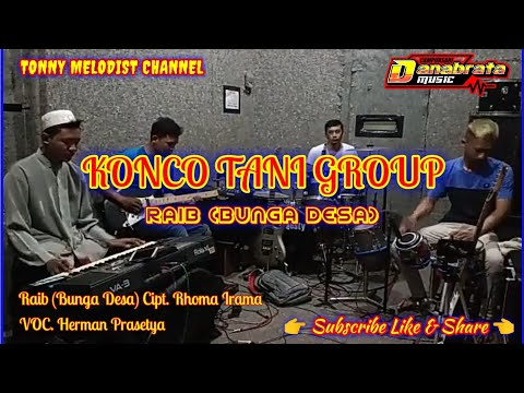 Bunga Desa _ Orenji Music _ Voc. Herman Prasetya