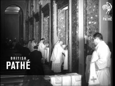 21st Ecumenical Council Opens (1962)
