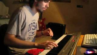 the gloaming piano cover by radiohead