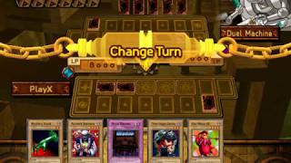 Xbox PC Emulator XQemu Yu-Gi-Oh! The Dawn of Destiny Game Play