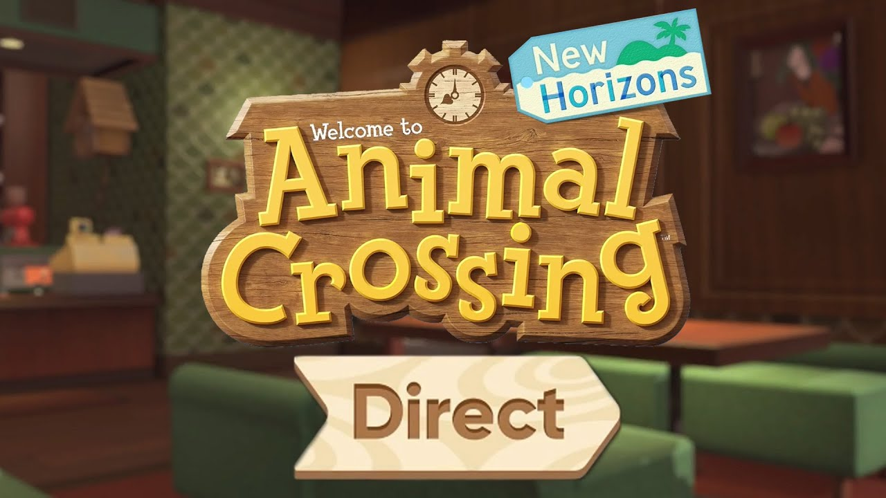 Here's how to watch today's Animal Crossing Direct