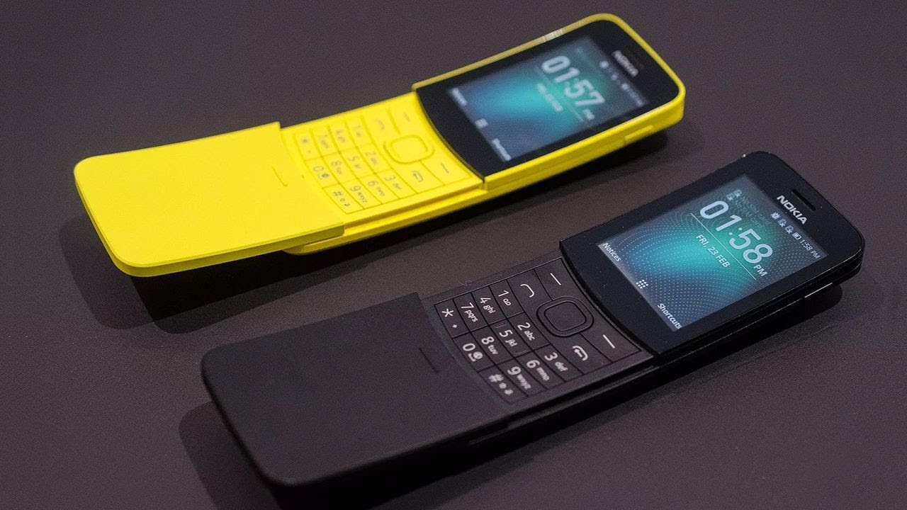 Nokia 8110 hands-on: The Matrix phone is back