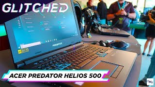 Acer Predator Helios 500 | Core-i9 Gaming Laptop Hands-On thumbnail