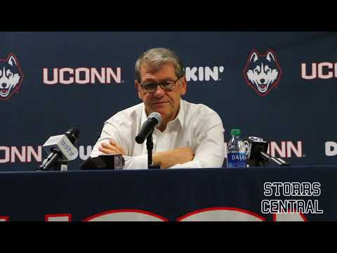 David Fisch - Geno Auriemma On The Passing Of Denise D'Ascenzo